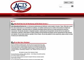 actsintl.com