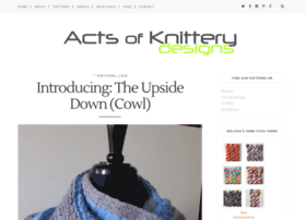 actsofknittery.com