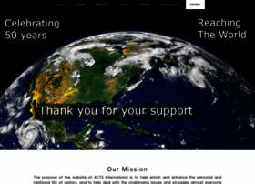 actsweb.org
