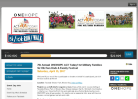 acttodayformilitaryfamilies.kintera.org