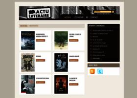 actu-litteraire.fr