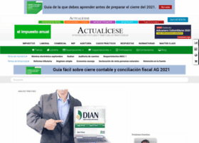 actualicese.com.co