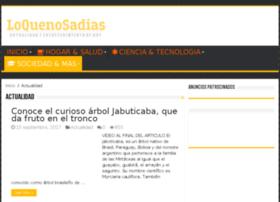 actualidad.loquenosabias.com