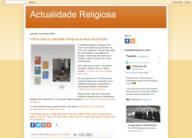 actualidadereligiosa.blogspot.pt