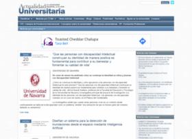 actualidaduniversitaria.com