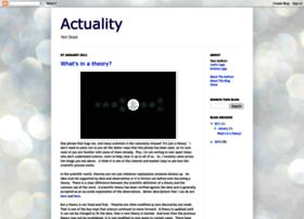 actualityscience.blogspot.com