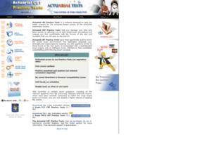 actuarialtests.com