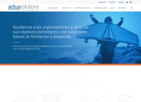 actuasolutions.com