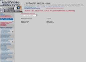 actuatorvalves.com