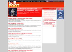 actufoot.net