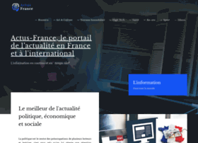 actus-france.fr