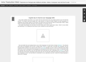 actutraductionweb.blogspot.com