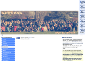 actvosa.net