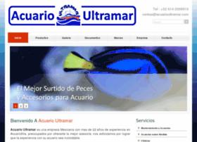 acuarioultramar.com