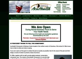 acuhealthchiro.com