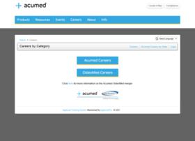 acumed.applicantpro.com