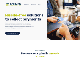acumenprocessing.com