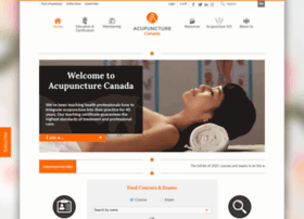 acupuncturecanada.org