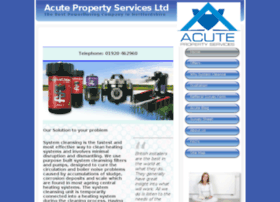 acutepropertyservices.co.uk