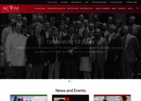 acvim.org