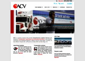 acvlogistics.com