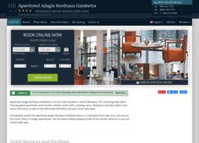 adagio-apartotel-bordeaux.h-rez.com