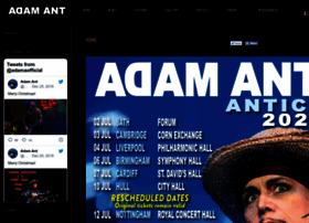 adam-ant.com