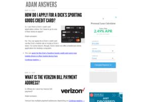 adamanswers.com