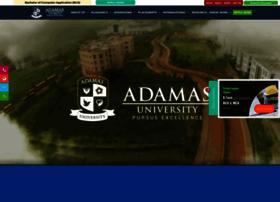 adamasuniversity.ac.in