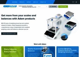 adamequipment.com
