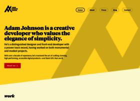 adamjohnsondesign.com
