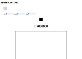 adammartinez.com