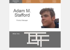 adammstafford.com