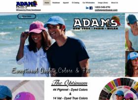 adamsheadwear.com