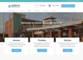 adamshospital.org