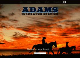adamsinsurance.com