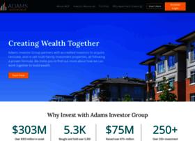 adamsinvestorgroup.com