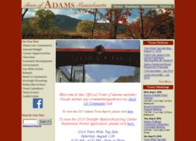 adamsma.virtualtownhall.net
