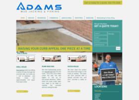 adamsmudjacking.com
