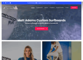 adamssurfboards.co.uk