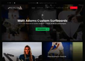adamssurfboards.co.uk