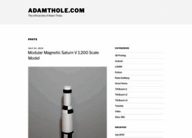 adamthole.com