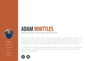 adamwhittles.com