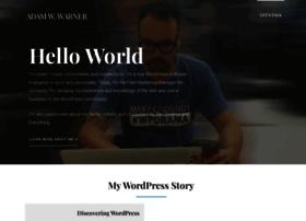 adamwwarner.com