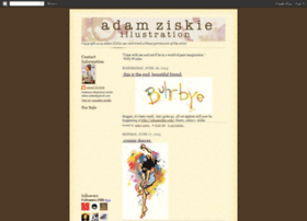 adamziskieillustration.blogspot.com