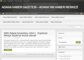adanahabergazetesi.blog.com