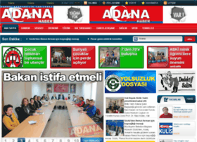 adanahabergazetesi.com