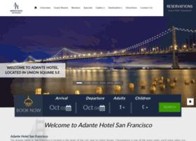 adantehotel.com