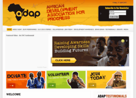 adap.org.uk