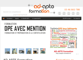 adapte-formation.fr